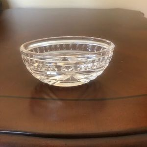 Waterford crystal 5 inch overture bowl